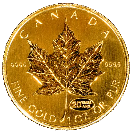 Canadian Gold Maple Coin