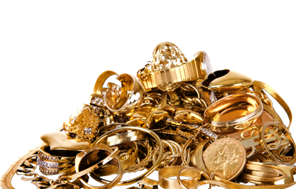Sell Scrap Gold at Aaron Buys Gold Edmonton.
